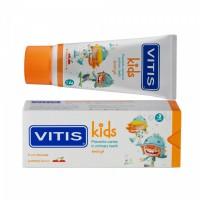 Зубная паста-гель VITIS Kids детская. 50 мл, от 2-6 лет
