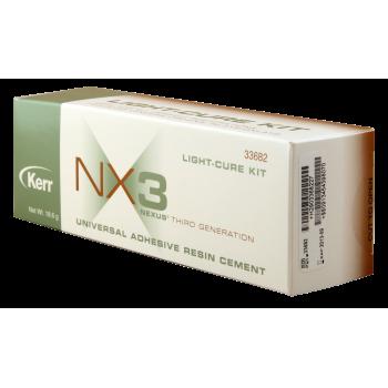 NX3 светоотверждаемый набор 2 шприца / KERR