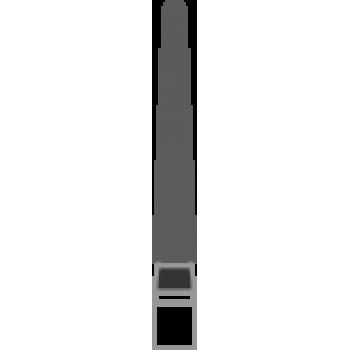 850-016XC - Алмазные боры конус с закруглённым концом, (упаковка 5 шт) / Prima Dental