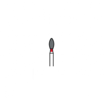 368-023F - Алмазные боры пламевидные, (упаковка 5 шт) / Prima Dental