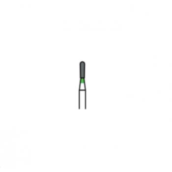 830L-012C - Алмазные боры грушевидные, (упаковка 5 шт) / Prima Dental