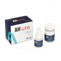AH Lute - стеклоиономерный цемент для фиксации ортопедических конструкций, порошок 15 гр., + жидкость 7 мл. (Аналог Fiji 1)