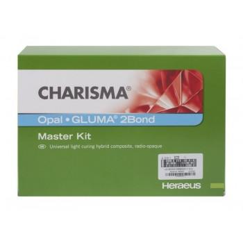 Карисма Опал (Charisma Opal Master Kit) - набор 10 шприцев по 4 гр. + глума 2 бонд / KULZER