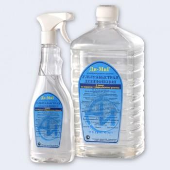 Ди Миг - 0,75 литра - быстрая дезинфекция поверхностей