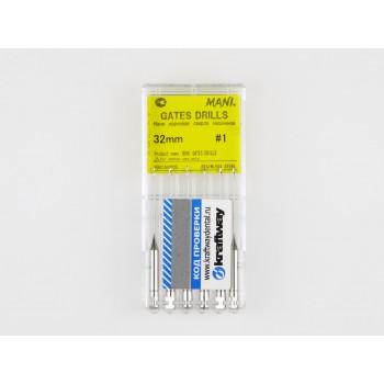 Gates (Гейтс) Drills 32mm ISO 1 - Mani