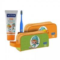 Набор VITIS® Junior от 6 лет (пенал) - паста, щетка