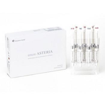 Эстелайт (Estelite) Астериа, набор 7 шприцов (А1В, А2В, А3В, А3.5В, А4В, В3В, BL, NE, OcE, YE, WE, TE) - TokuyamaDental