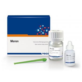 Мерон (Meron) - стеклоиномерный цемент, 35 гр.+15 мл. / VOCO