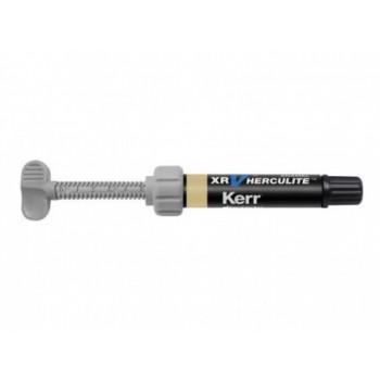 Геркулайт (Herculite XRV) - универсальный, микрогибридный композит, шприц 5 гр., Эмаль A2 / KERR