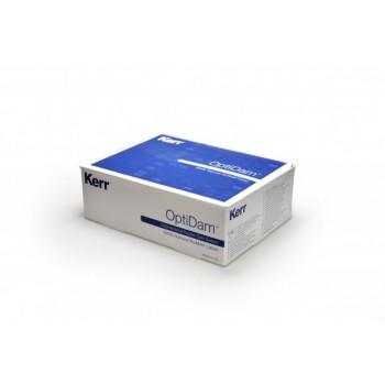 ОптиДам (OptiDam) набор для фронтальных зубов (1рамка 10 листов)