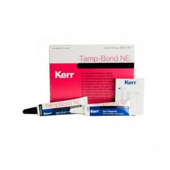 Темп бонд NE (Temp Bond NE) - 50 гр. + 15 гр. - цемент для временной фиксации / KERR