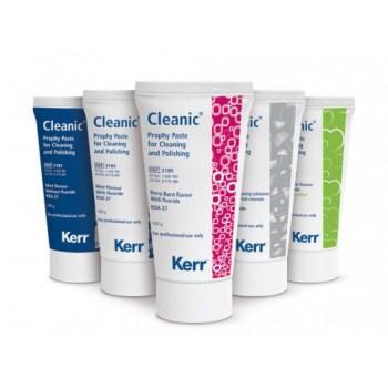 Клиник (Cleanic) с мятным вкусом с фтором - 100 гр. / KERR