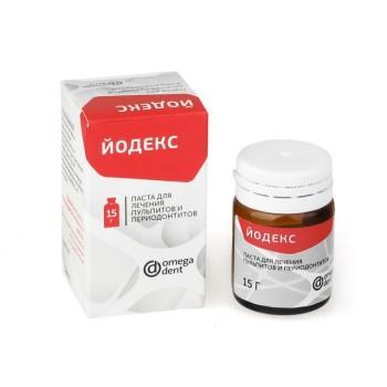 Йодекс - паста 15 гр. / Омега