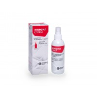 Эпифил спрей - средство дезинфицирующее (кожный антисептик)