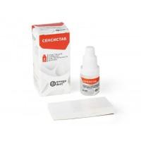Сенсистаб - гель для снижения чувствительности дентина (2 шприца по 2,5 мл) / Омега