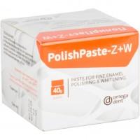 Полирпаст - Z+W (40 гр.)-для отбеливания и тонк. пол-ки эмали / Омега