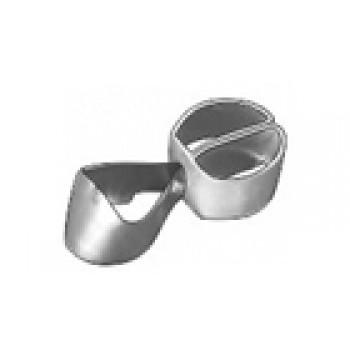 1.551 Матрицы контурные металлические с фиксирующим устройством для моляров (форма 1) - ТОР ВМ