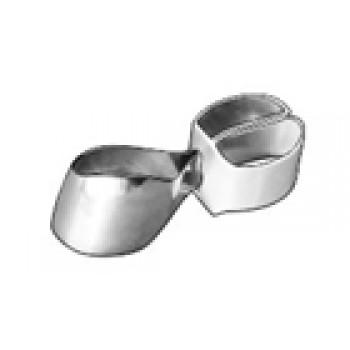 1.554 Матрицы контурные металлические с фиксирующим устройством для моляров (форма 4) - ТОР ВМ