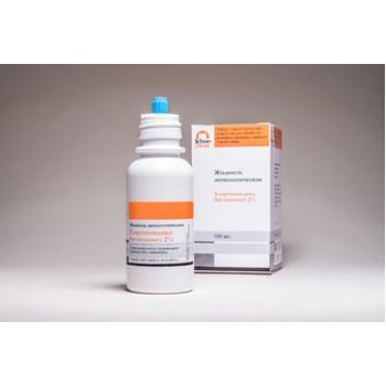 Хлоргексидина биглюконат 2%, 100 мл