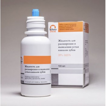 Жидкость ЭДТА, 100 мл / ТехноДент