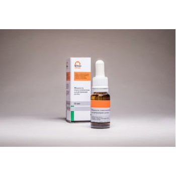 Жидкость гемостатическая для ретракции, 15 мл / ТехноДент