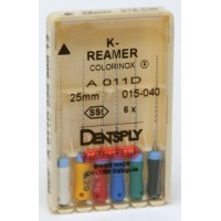 K-REAMER Colorinox 25mm ISO 06