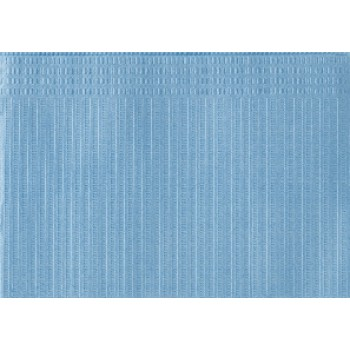 Салфетки для пациентов Premium Monoart 500шт. голубые (EURONDA,Италия)