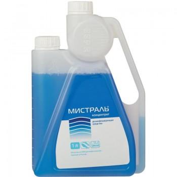 Мистраль - 1 литр - Дезинфицирующее средство (концентрат)