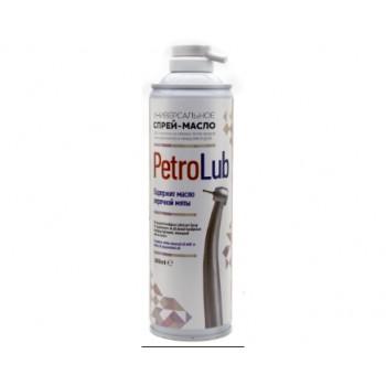 СПРЕЙ для очистки и смазки наконечников Dent-O-Lub (Petro-Lub), 500мл.