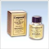 COMPOSEAL VARNISH, ( компосил варниш ) фторосодержащий лак, 15мл