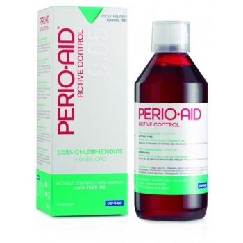 Ополаскиватель Perio-Aid® 0,05% Active Control для применения после хирургического вмешательства ( 500 мл )