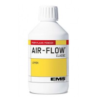 """AIR-FLOW, (Аир флоу) расходный порошок для пескоструйного аппарата, вкус """"Лимон"""" 300 гр."""