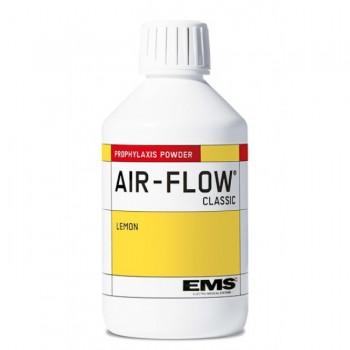 """AIR-FLOW, (Аир флоу) - порошок для пескоструйного аппарата, вкус """"Лимон"""" 300 гр. / EMS"""
