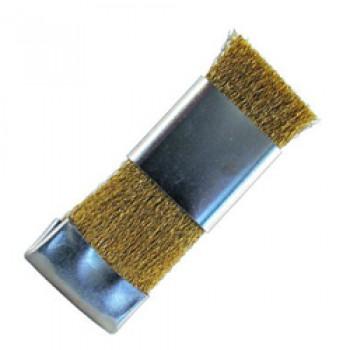 Щётка для чистки боров латунная, (производство: Китай)
