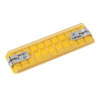 Штифты стекловолоконные цилиндрические 1.25 (10 штук уп.)
