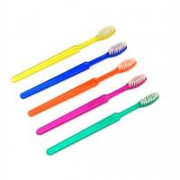 Зубные щетки Щербет с нанесенной зубной пастой, ЖЕЛТАЯ - 1 шт. / Sherbet