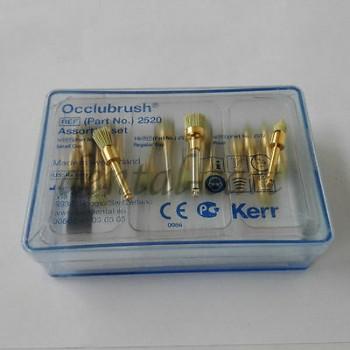 Щетки Оклюбраш  (OCCLUBRUSH) для полировка композитов - чашка - 10 шn уп