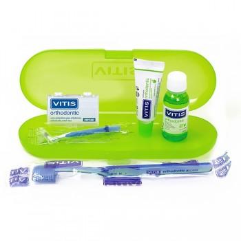 Набор ортодонтический VITIS® Orthodontic с воском ДОРОЖНЫЙ (в пластиковом пенале)