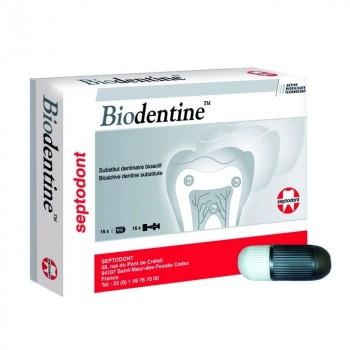 Биодентин (Biodentine) (15+15 капсул) - цемент для пломбирования каналов (SEPTODONT)