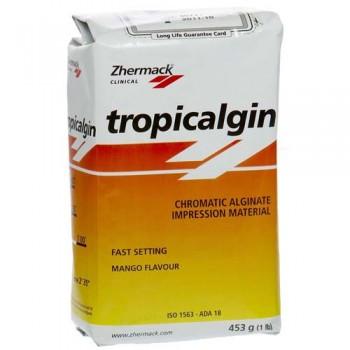 Тропикалгин (Tropicalgin), альгинатная слепочная масса, 453гр, Zhermack