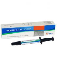 Bright Light Flow - Брайт Лайт Флоу - Текучий микрогибридный композитный реставрационный материал, оттенок А2, 2 шприца по 2 гр.