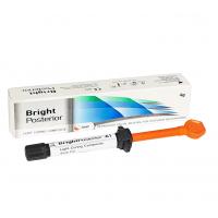 Bright Posterior - Брайт Пастериор - композитный рентгеноконтрастный композитный материал, оттенок А2, шприц 4 гр.