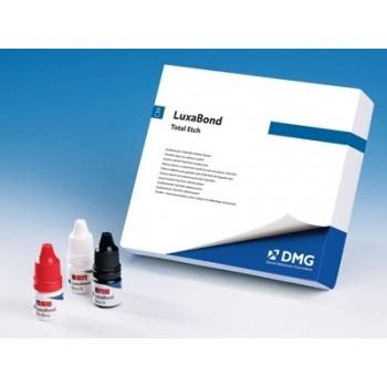 Люксабонд (LuxaBond Total Etch Intro Kit) набор – адгезивная система 2го отверждения, 3 флакона по 5мл (DMG)