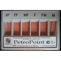 Гуттаперча дополнительная Петропоинт (Petropint) - размер  FM