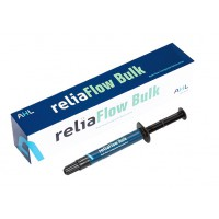 Релиа Флоу Балк (ReliaFlow Bulk) - текучий композитный материал объемного внесения - шприц 2 гр, оттенок Universe
