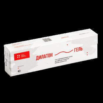 Дилатон - гель для химического расширения корневых каналов зубов, шприц 5 гр. / Целит