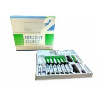 Набор Брайт Лайт (Bright Light) - 7 шприцев по 4,5 гр., (цвета: A1, A2, A3, A3.5, B2, C2, Opaque A2) + бонд