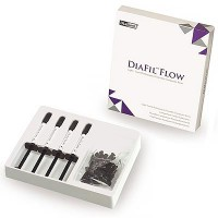 Диафил Флоу (DiaFil Flow) - Набор 4 шприца по 2 гр., / DiaDent