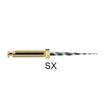 Протейпер (PROTAPER) машинный, SX, 19мм, 6шт/уп. / Dentsply