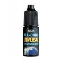 ALL-BOND UNIVERSAL  - Алл Бонд Юниверсал (1 бут. 6 мл) - самопротравливающий однокомпонентный адгезив - Bisco